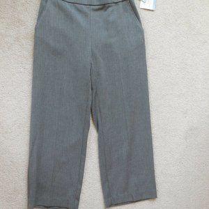 Croft Barrow Petites Comfort Waist Dress Pants 8PS